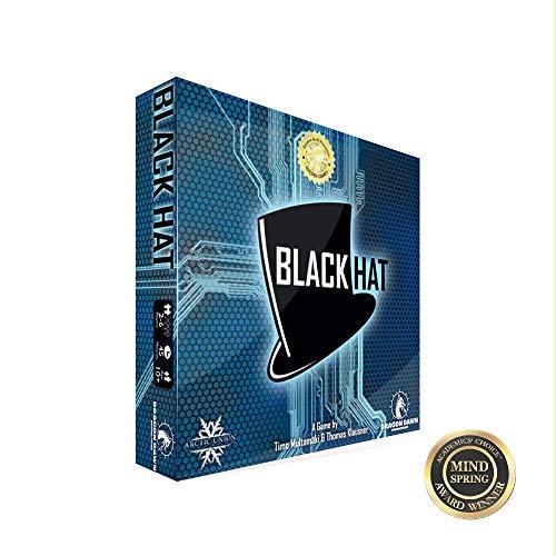 ボードゲーム 英語 アメリカ 海外ゲーム 【送料無料】Golden Bell Studios Black Hat: The Hacker Board Game, Blueボードゲーム 英語 アメリカ 海外ゲーム