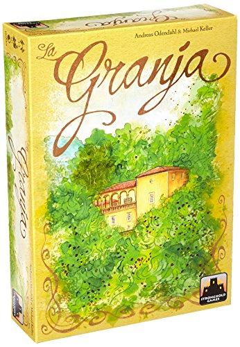 ボードゲーム 英語 アメリカ 海外ゲーム 【送料無料】La Granja Board Gameボードゲーム 英語 アメリカ 海外ゲーム