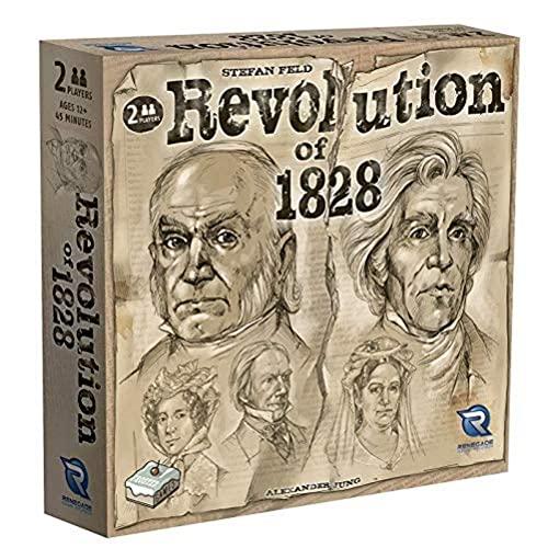 ボードゲーム 英語 アメリカ 海外ゲーム 【送料無料】Renegade Game Studios Revolution of 1828 Board Gameボードゲーム 英語 アメリカ 海外ゲーム