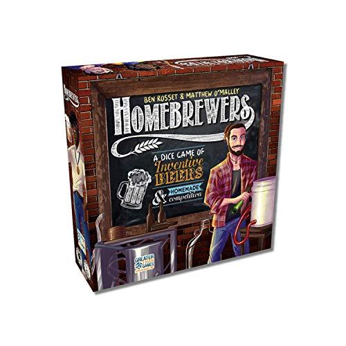 ボードゲーム 英語 アメリカ 海外ゲーム 【送料無料】Homebrewersボードゲーム 英語 アメリカ 海外ゲーム