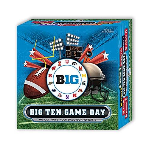 無料ラッピングでプレゼントや贈り物にも 逆輸入並行輸入送料込 ボードゲーム 英語 毎週更新 アメリカ 海外ゲーム Dayボードゲーム Game 賜物 Big Ten 送料無料