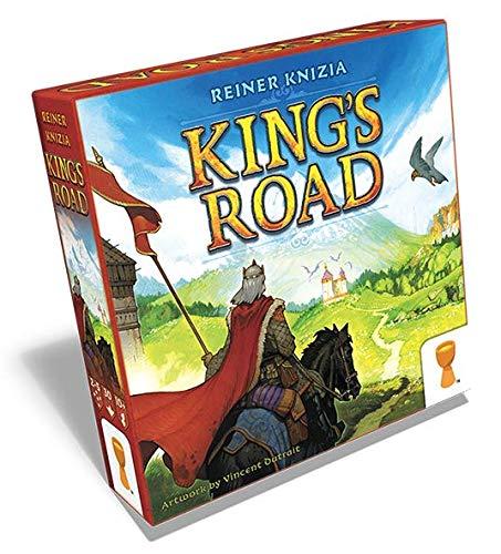 ボードゲーム 英語 アメリカ 海外ゲーム 【送料無料】Grail Games King's Road Game Board Gamesボードゲーム 英語 アメリカ 海外ゲーム