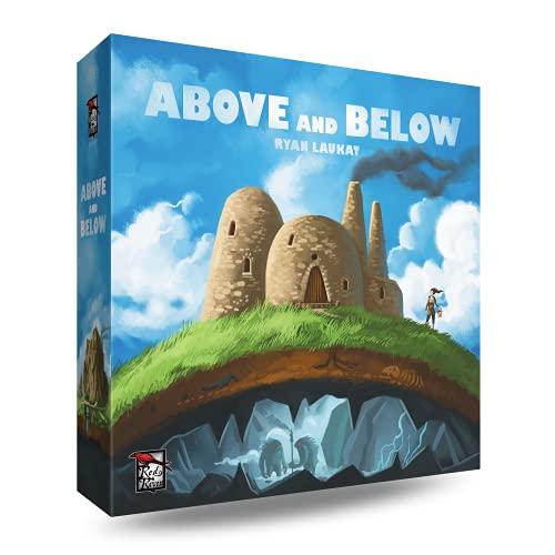 ボードゲーム 英語 アメリカ 海外ゲーム 【送料無料】Above and Below Gameボードゲーム 英語 アメリカ 海外ゲーム