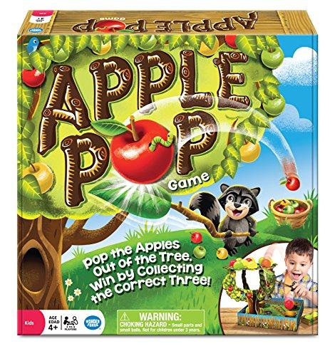 ボードゲーム 英語 アメリカ 海外ゲーム Wonder Forge Apple Pop Game Board Gameボードゲーム 英語 アメリカ 海外ゲーム
