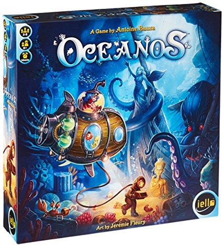 ボードゲーム 英語 アメリカ 海外ゲーム 【送料無料】IELLO Oceanos Game Board Gameボードゲーム 英語 アメリカ 海外ゲーム