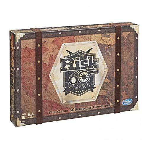 ボードゲーム 英語 アメリカ 海外ゲーム 【送料無料】RISK 60th Anniversary Editionボードゲーム 英語 アメリカ 海外ゲーム