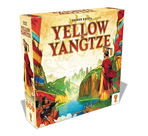 ボードゲーム 英語 アメリカ 海外ゲーム 【送料無料】Grail Games Yellow & Yangtze - Gameボードゲーム 英語 アメリカ 海外ゲーム