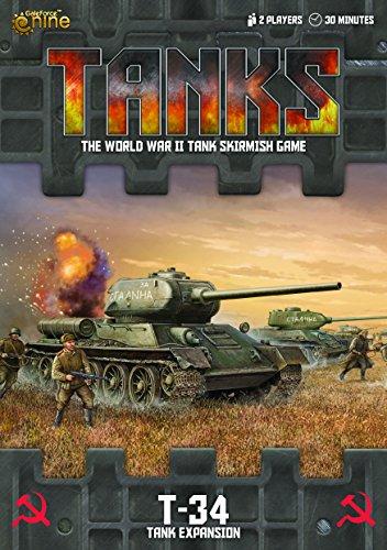 ボードゲーム 英語 アメリカ 海外ゲーム 【送料無料】Tanks: Soviet T-34 Tank Expansion Board Gameボードゲーム 英語 アメリカ 海外ゲーム