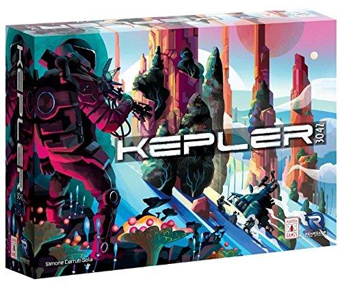 ボードゲーム 英語 アメリカ 海外ゲーム 【送料無料】Kepler-3042ボードゲーム 英語 アメリカ 海外ゲーム