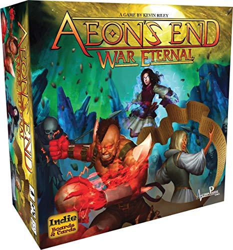 ボードゲーム 英語 アメリカ 海外ゲーム 【送料無料】Indie Boards & Cards Aeons End War Eternal Board Gamesボードゲーム 英語 アメリカ 海外ゲーム