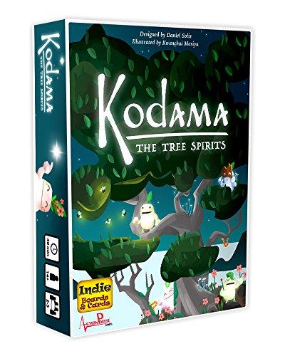 ボードゲーム 英語 アメリカ 海外ゲーム 【送料無料】Kodama (2nd Edition) Board Gameボードゲーム 英語 アメリカ 海外ゲーム