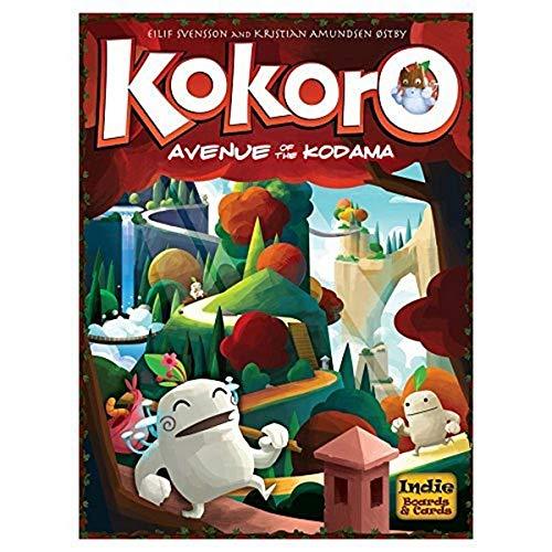 ボードゲーム 英語 アメリカ 海外ゲーム 【送料無料】Indie Boards & Cards Kokoro Avenue of The Kodamas Board Gamesボードゲーム 英語 アメリカ 海外ゲーム