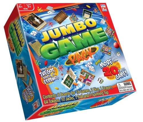 ボードゲーム 英語 アメリカ 海外ゲーム Jumbo Board Game Setボードゲーム 英語 アメリカ 海外ゲーム