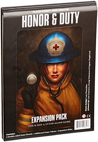 ボードゲーム 英語 アメリカ 海外ゲーム Flash Point Honor and Duty Board Gameボードゲーム 英語 アメリカ 海外ゲーム