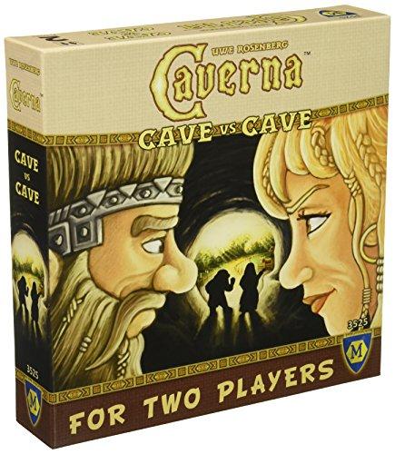 ボードゲーム 英語 アメリカ 海外ゲーム 【送料無料】Caverna: Cave vs Caveボードゲーム 英語 アメリカ 海外ゲーム