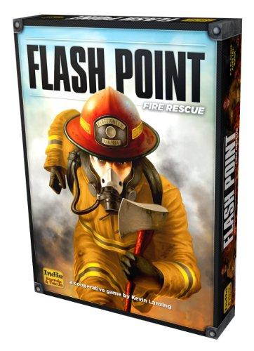 ボードゲーム 英語 アメリカ 海外ゲーム 【送料無料】Indie Boards and Cards Flash Point Fire Rescue 2nd Editionボードゲーム 英語 アメリカ 海外ゲーム