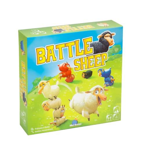 ボードゲーム 英語 アメリカ 海外ゲーム 【送料無料】Blue Orange Battle Sheep Gameボードゲーム 英語 アメリカ 海外ゲーム