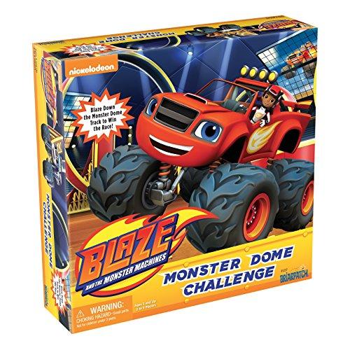 ボードゲーム 英語 アメリカ 海外ゲーム Blaze and the Monster Machines Monster Dome Challenge Gameボードゲーム 英語 アメリカ 海外ゲーム
