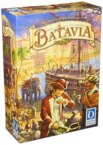 ボードゲーム 英語 アメリカ 海外ゲーム 【送料無料】Batavia Board Gameボードゲーム 英語 アメリカ 海外ゲーム