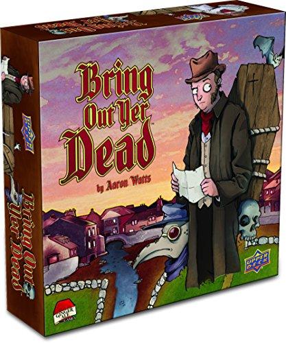 ボードゲーム 英語 アメリカ 海外ゲーム 【送料無料】Bring Out Yer Dead Board Gameボードゲーム 英語 アメリカ 海外ゲーム