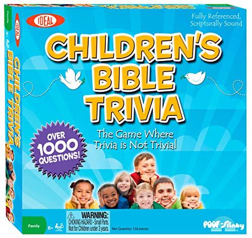 ボードゲーム 英語 アメリカ 海外ゲーム Ideal Children's Bible Trivia Kids Board Gameボードゲーム 英語 アメリカ 海外ゲーム