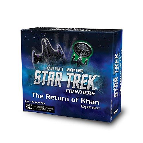 ボードゲーム 英語 アメリカ 海外ゲーム 【送料無料】WizKids 72863 Star Trek Frontiers The Return of Khan Expansion Set Board Gameボードゲーム 英語 アメリカ 海外ゲーム
