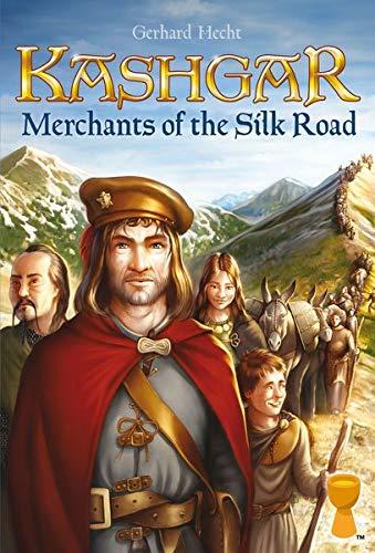ボードゲーム 英語 アメリカ 海外ゲーム 【送料無料】Kashgar: Merchants of The Silk Roadボードゲーム 英語 アメリカ 海外ゲーム