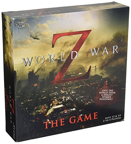 ボードゲーム 英語 アメリカ 海外ゲーム 【送料無料】World War Z Board Gameボードゲーム 英語 アメリカ 海外ゲーム