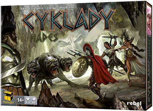 ボードゲーム 英語 アメリカ 海外ゲーム 【送料無料】Asmodee Cyclades: Hades Expansionボードゲーム 英語 アメリカ 海外ゲーム