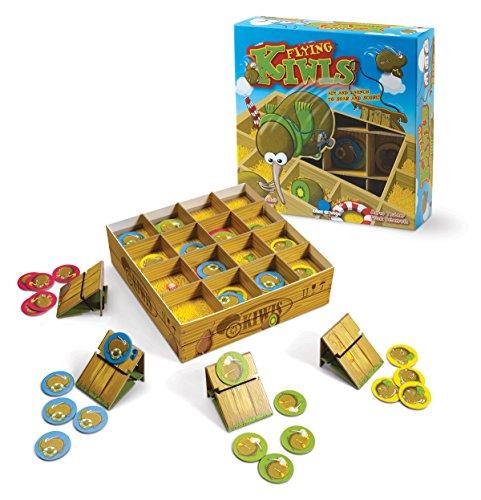 ボードゲーム 英語 アメリカ 海外ゲーム Blue Orange Games Flying Kiwis Launching Action Board Game for Familiesボードゲーム 英語 アメリカ 海外ゲーム