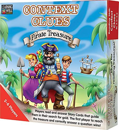 ボードゲーム 英語 アメリカ 海外ゲーム Edupress Context Clues Game, Red Level (EP60302)ボードゲーム 英語 アメリカ 海外ゲーム