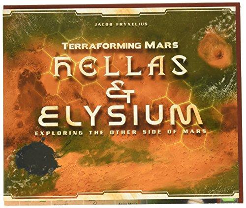 ボードゲーム 英語 アメリカ 海外ゲーム Stronghold Games Terraforming Mars Hellas & Elysium The Other Side of Mars Expansionボードゲーム 英語 アメリカ 海外ゲーム