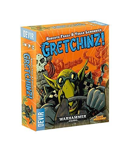 ボードゲーム 英語 アメリカ 海外ゲーム 【送料無料】Gretchinz! Racing Board Gameボードゲーム 英語 アメリカ 海外ゲーム