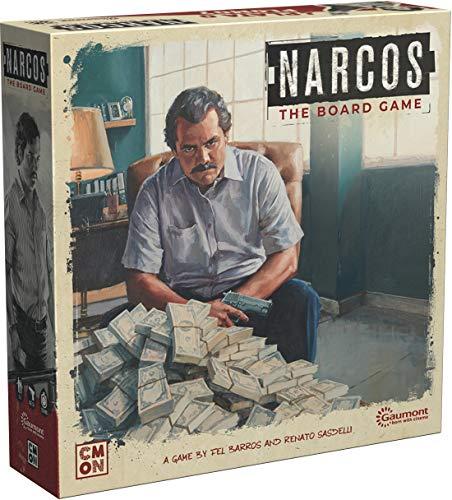 ボードゲーム 英語 アメリカ 海外ゲーム 【送料無料】Narcosボードゲーム 英語 アメリカ 海外ゲーム
