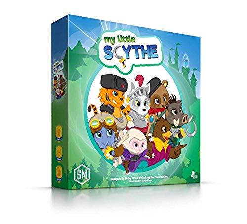 ボードゲーム 英語 アメリカ 海外ゲーム 【送料無料】Stonemaier Games My Little Scytheボードゲーム 英語 アメリカ 海外ゲーム