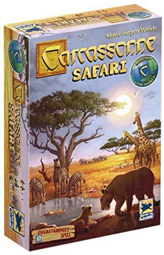 ボードゲーム 英語 アメリカ 海外ゲーム 【送料無料】Z-Man ZM7868 Carcassonne Safariボードゲーム 英語 アメリカ 海外ゲーム