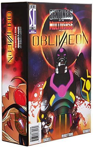 独特な店 ボードゲーム 英語 アメリカ 海外ゲーム 【送料無料】Greater Than Games Sentinels of The Multiverse: Oblivaeon Board Gameボードゲーム 英語 アメリカ 海外ゲーム, minime dda22a28