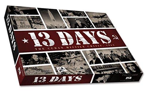 ボードゲーム 英語 アメリカ 海外ゲーム 【送料無料】Jolly Roger Games 13 Days - The Cuban Missile Crisisボードゲーム 英語 アメリカ 海外ゲーム