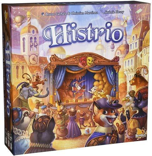 ボードゲーム 英語 アメリカ 海外ゲーム 【送料無料】Histrioボードゲーム 英語 アメリカ 海外ゲーム