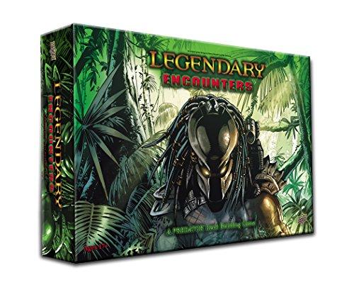ボードゲーム 英語 アメリカ 海外ゲーム 【送料無料】Legendary Encounters: A Predator Deck Building Game Board Gameボードゲーム 英語 アメリカ 海外ゲーム
