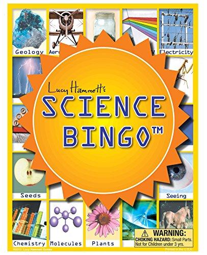 ボードゲーム 英語 アメリカ 海外ゲーム Lucy Hammett Games Science Bingo Gameボードゲーム 英語 アメリカ 海外ゲーム