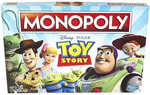 【日本製】 ボードゲーム 英語 アメリカ 海外ゲーム 【送料無料】Monopoly Toy Story Board Game Family and Kids Ages 8+ボードゲーム 英語 アメリカ 海外ゲーム, 野球用品ベースボールタウン f358353d