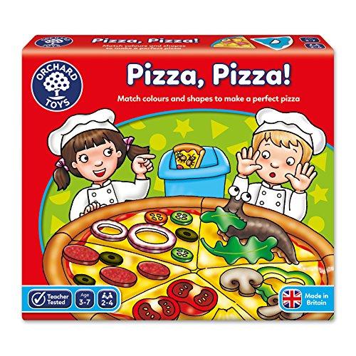 ボードゲーム 英語 アメリカ 海外ゲーム Orchard Toys Pizza, Pizza! Children's Game, Multi, One Sizeボードゲーム 英語 アメリカ 海外ゲーム
