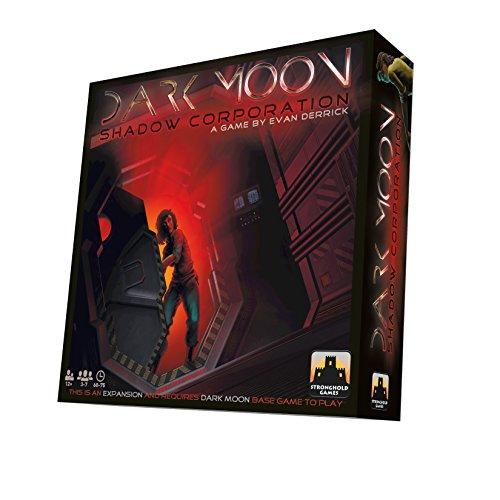 ボードゲーム 英語 アメリカ 海外ゲーム 【送料無料】Stronghold Games Dark Moon Shadow Corporationボードゲーム 英語 アメリカ 海外ゲーム