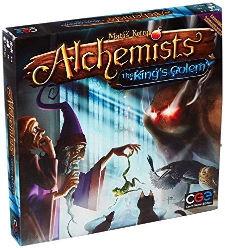 ボードゲーム 英語 アメリカ 海外ゲーム 【送料無料】Alchemists: The King's Golemボードゲーム 英語 アメリカ 海外ゲーム