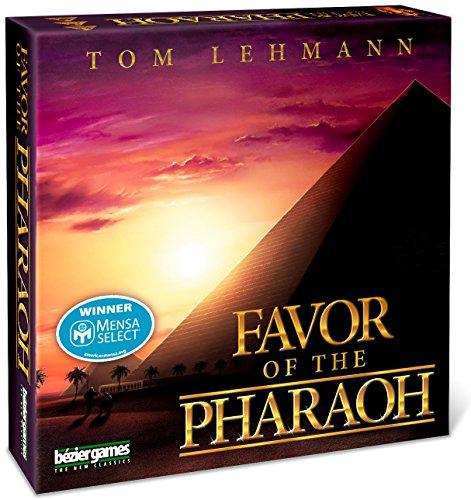 ボードゲーム 英語 アメリカ 海外ゲーム 【送料無料】Favor of the Pharaohボードゲーム 英語 アメリカ 海外ゲーム