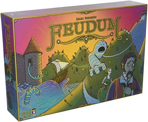 ボードゲーム 英語 アメリカ 海外ゲーム 【送料無料】Feudumボードゲーム 英語 アメリカ 海外ゲーム