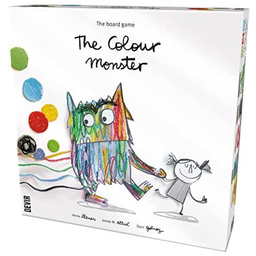 ボードゲーム 英語 アメリカ 海外ゲーム 【送料無料】The Color Monster Childrens Gameボードゲーム 英語 アメリカ 海外ゲーム