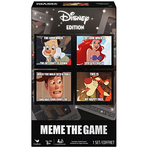 ボードゲーム 英語 アメリカ 海外ゲーム Cardinal 6045362 The Disney Meme Game, Multicolor, One Sizeボードゲーム 英語 アメリカ 海外ゲーム