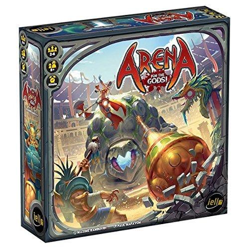ボードゲーム 英語 アメリカ 海外ゲーム 【送料無料】IELLO Arena for The Gods! Board Gameボードゲーム 英語 アメリカ 海外ゲーム